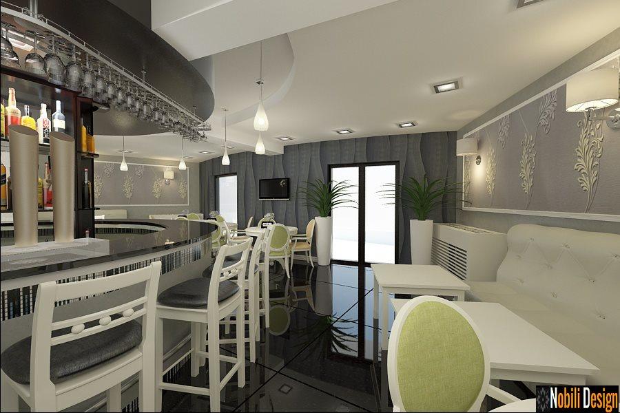 Design - interior - cafenea - bar - Mamaia