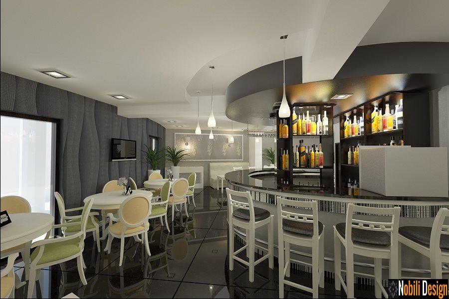Design - interior - cafenea - bar - Ploiesti