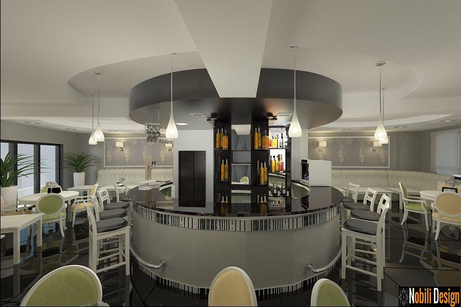 Design interior - cafenea - bar - Brasov