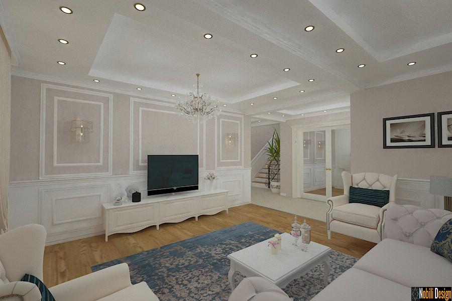 Design interior casa clasica in brasov for Comercial casa clasica baruta