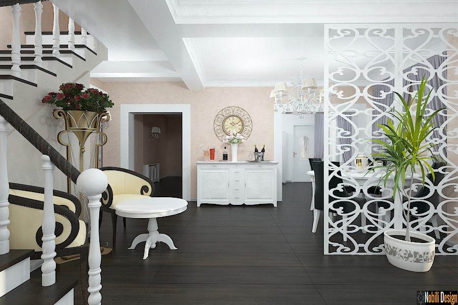 Diseño - interior - casa - clásico - Ploiesti - Prahova - precio.