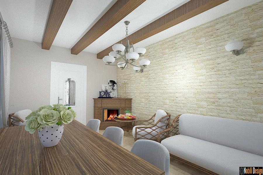 Design interior casa de vacanta bran moeciu.