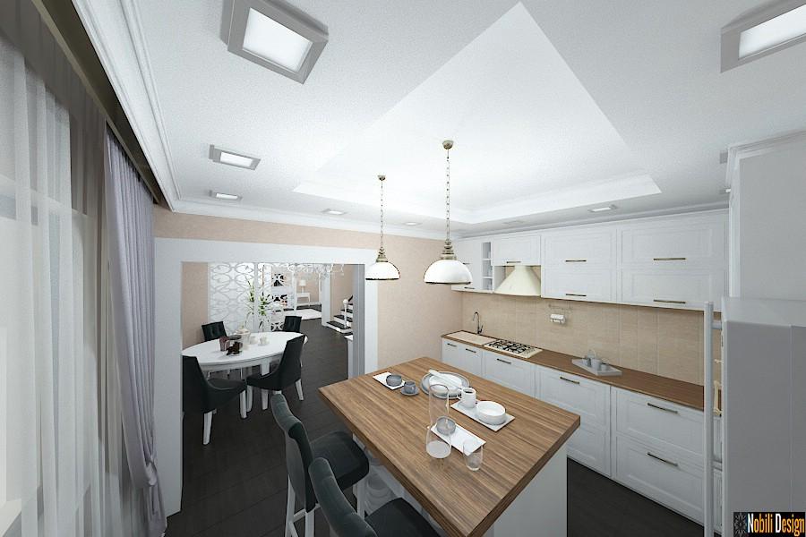 Design interior casa de vacanta Constanta.