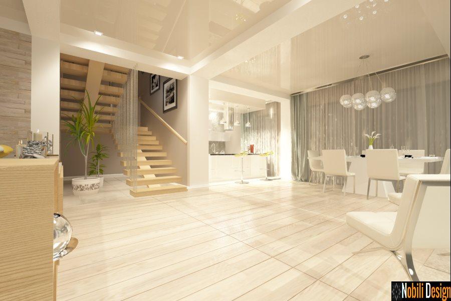 Design interior casa moderna constanta for Casas modernas 2016 interior