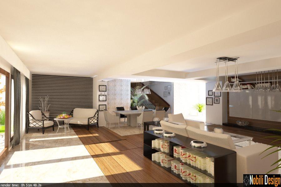 design interior casa moderna bucuresti