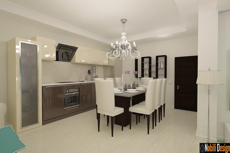 Design interior living open space for Casas modernas 2016 interior
