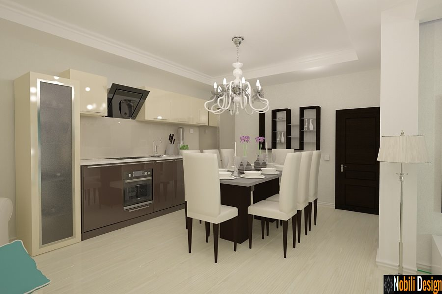 Design interior living open space for Casa moderna living
