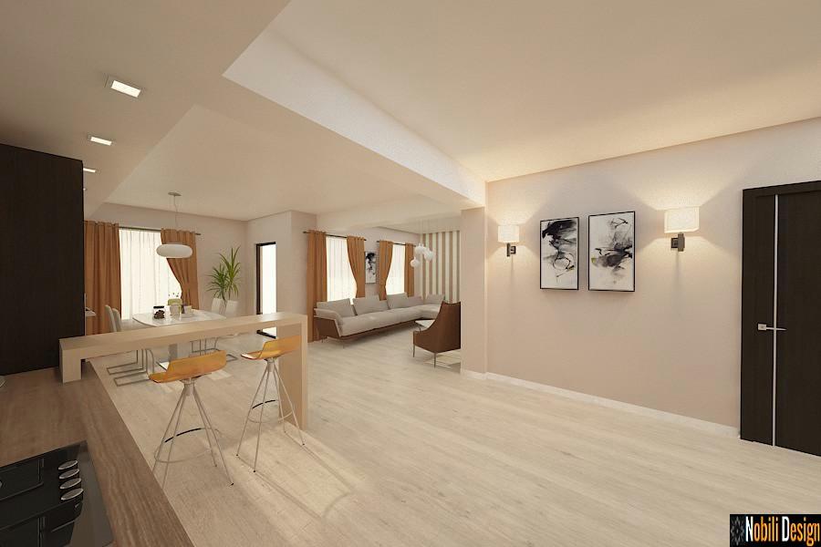 Design - interior - casa - moderna - Sinaia.