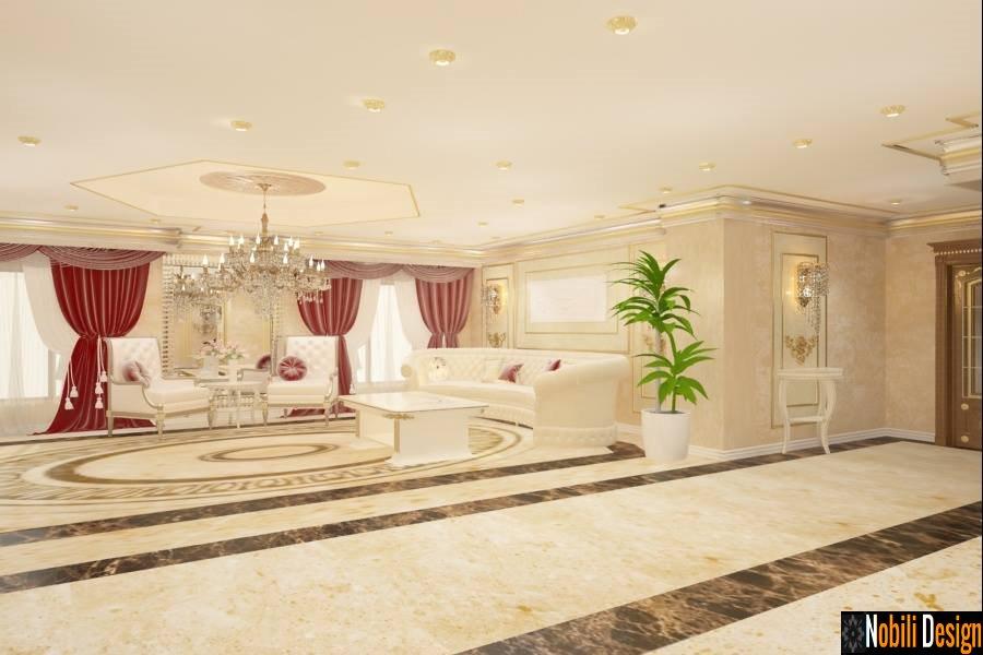 Design interior - casa stil clasic - de lux