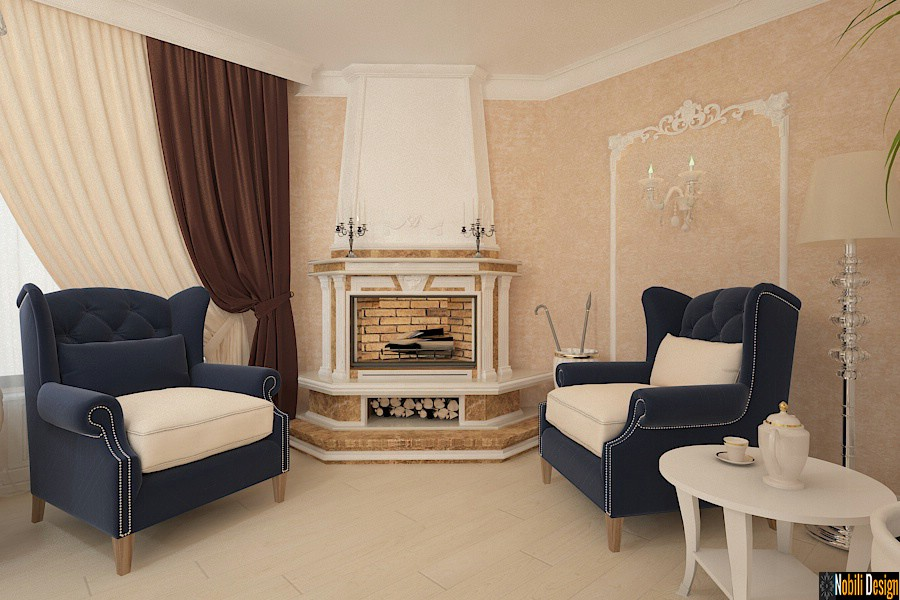 Design - interior - case - clasice - Mures.