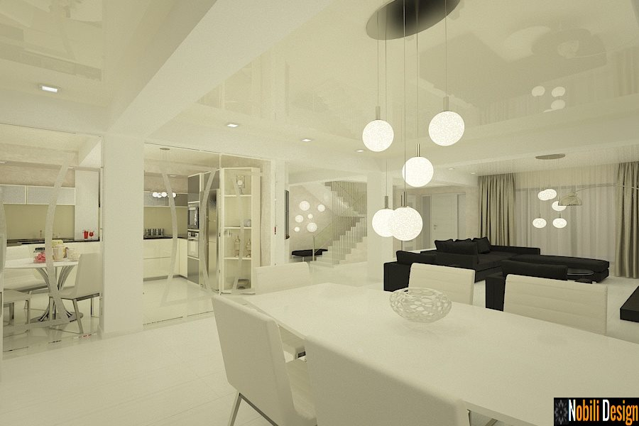 Design interior casa moderna constanta nobili interior for Case design moderne