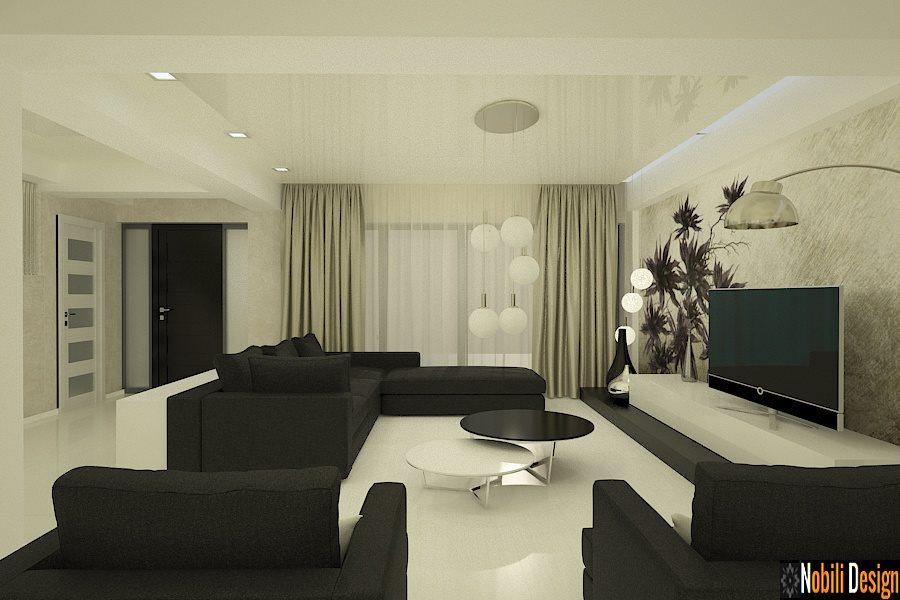 Design interior casa moderna constanta - Design case moderne ...