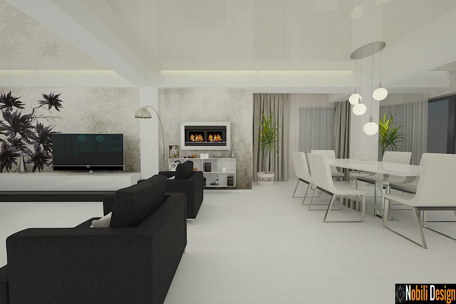 design interior case moderne