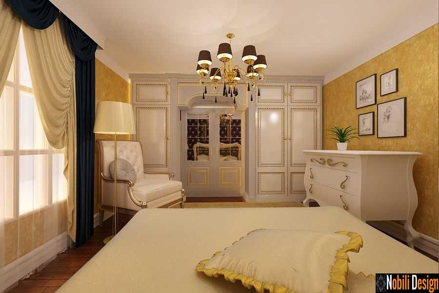 design interior dormitor clasic bucuresti. Black Bedroom Furniture Sets. Home Design Ideas