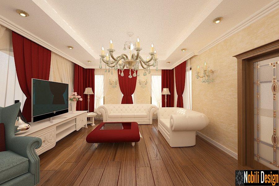 design interior clasic - Bucuresti, Brasov, Pitesti, Ploiesti, Galati, Sibiu