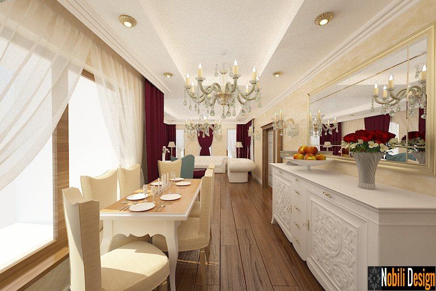 Design - interior - dining - casa - stil - clasic - Urziceni