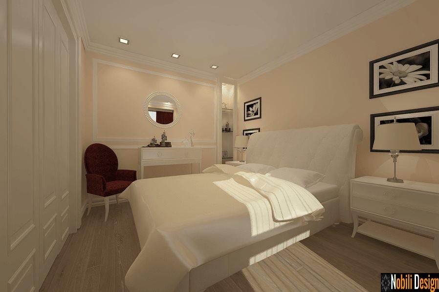 design interior dormitor apartament 2 camere - constanta