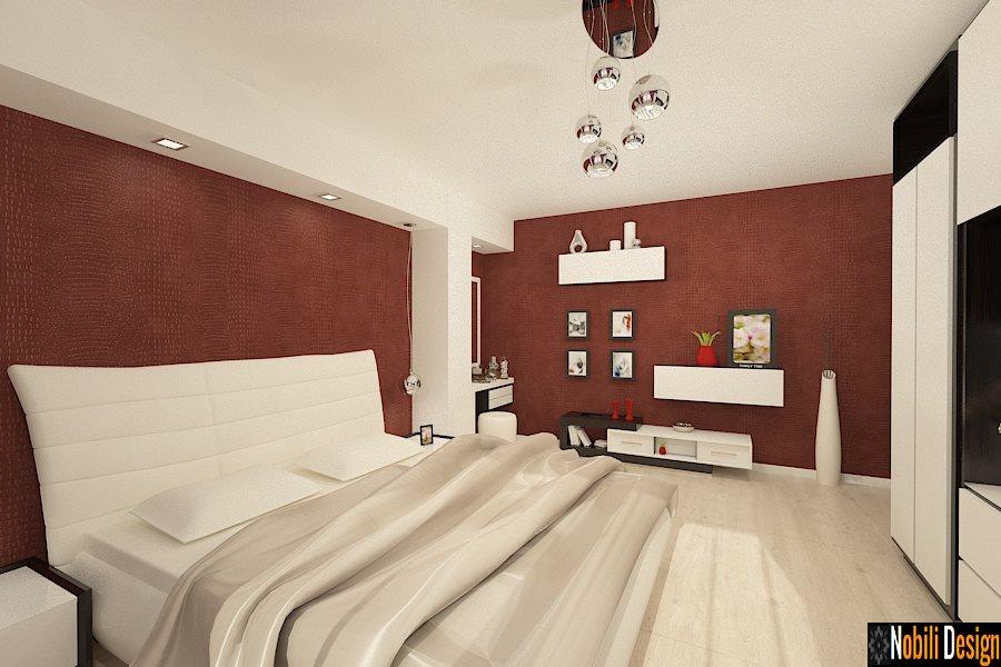 design interior dormitor apartament 3 camere
