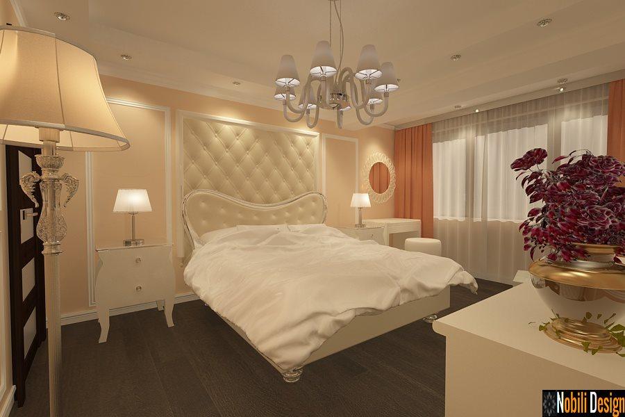 Design interior - dormitor - apartament - 4 - camere - modern