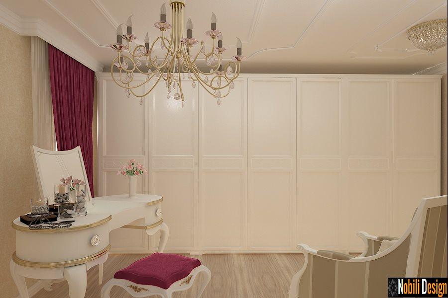 Design - interior - dormitor - candelabru - Oradea