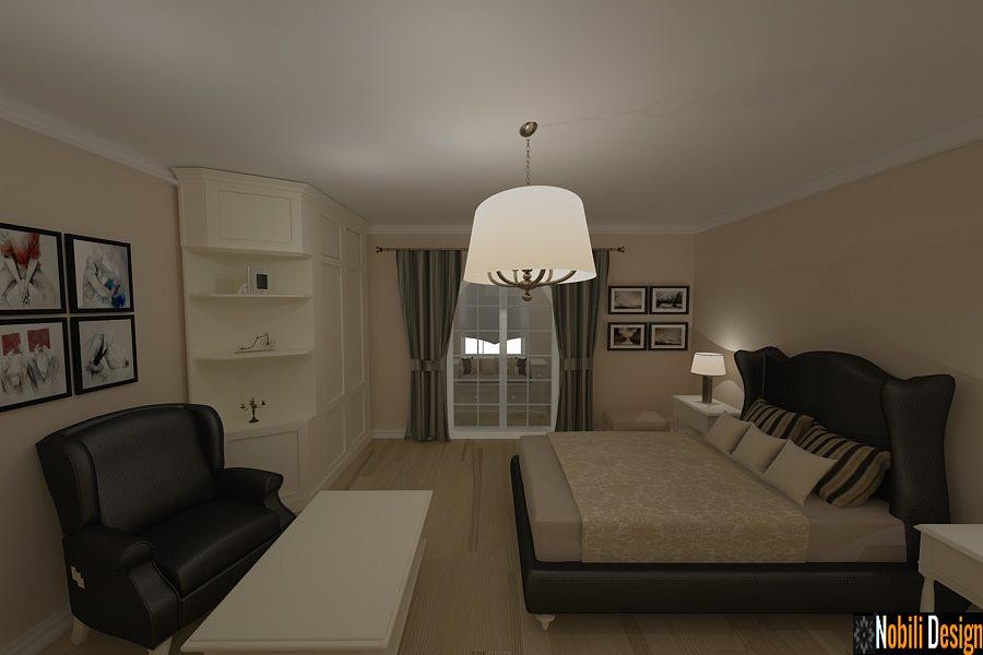 Design - interior - dormitor - casa - Constanta - pret