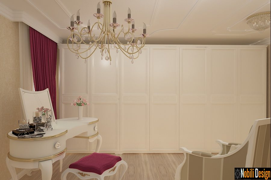 Design - interior - dormitor - casa - Pitesti