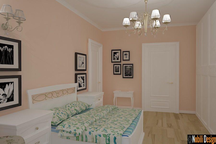 Design - interior - dormitor - casa - clasica - Constanta - Navodari