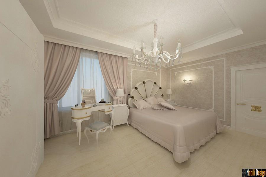 Design - interior - dormitor - casa - clasica - Slobozia.
