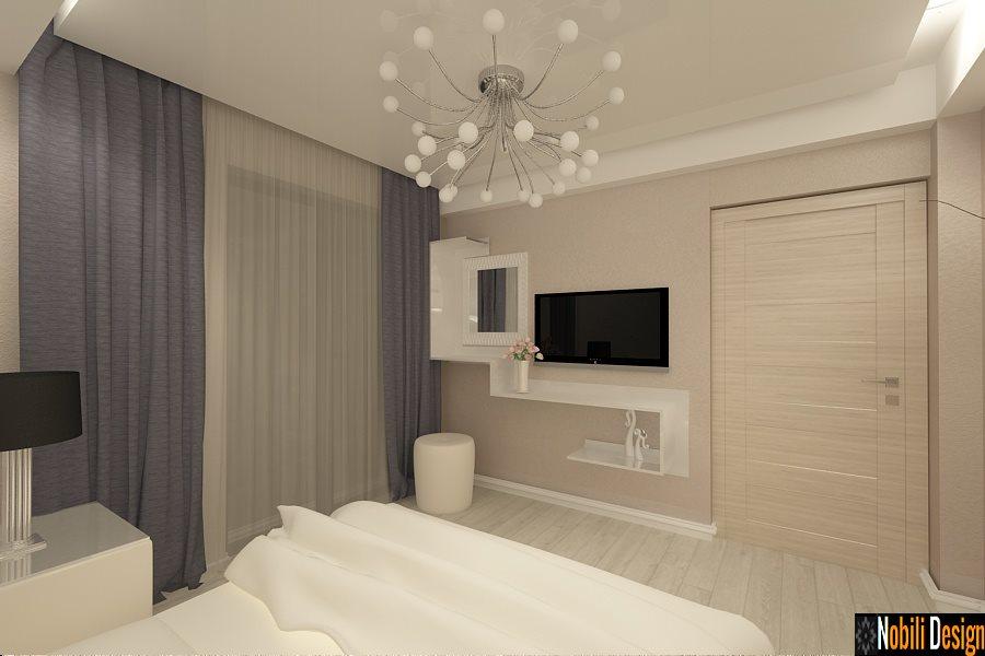 Design - interior - dormitor - casa - moderna - Brasov.