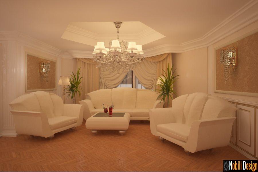 design interior dormitor casa vila clasica bucuresti primaverii