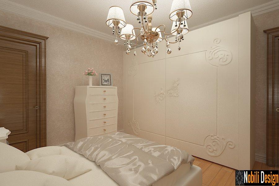 Design - interior - dormitor - clasic - casa - Brasov
