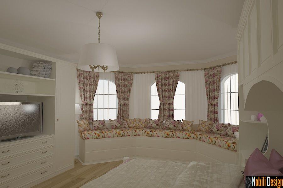 Design - interior - dormitor - clasic - de lux - Constanta - preturi