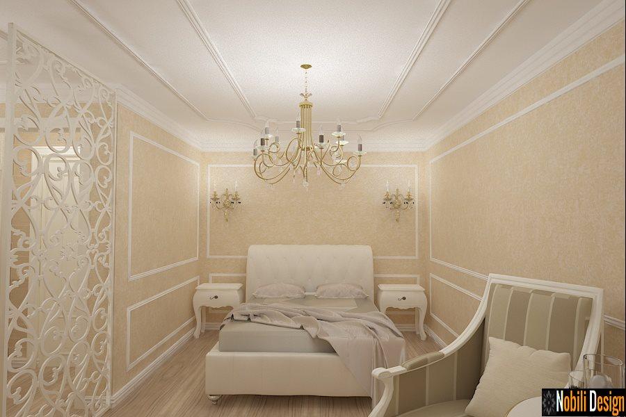 Design - interior - dormitor - garsoniera - Bucuresti