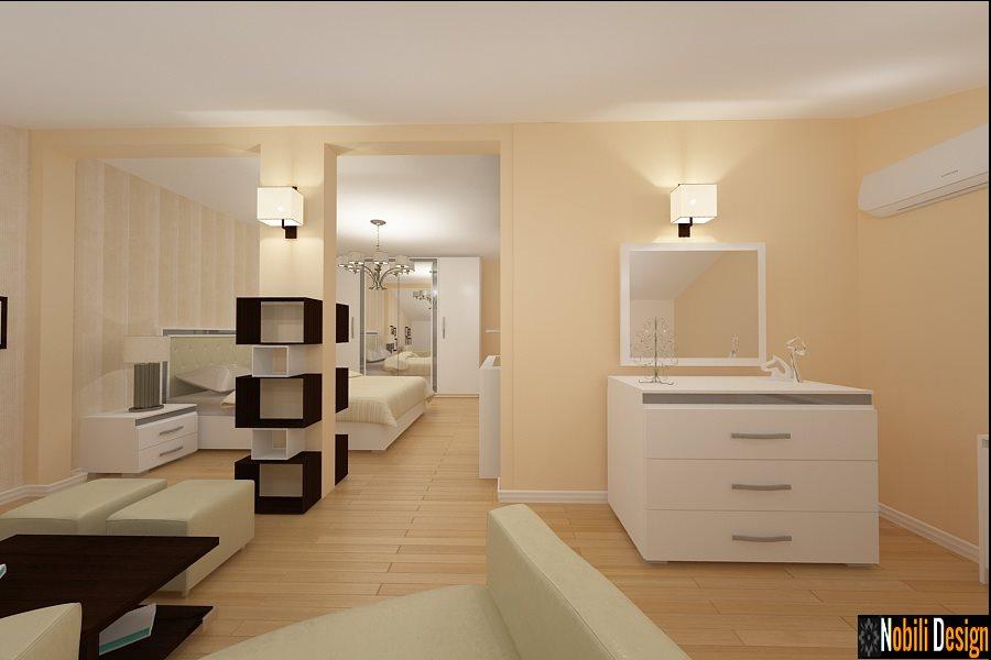 Design interior case vile cu mansarda for Design interior case