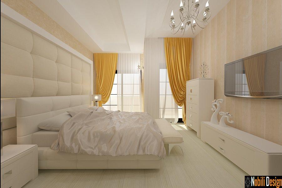 Design - interior - dormitor - matrimonial - Bucuresti