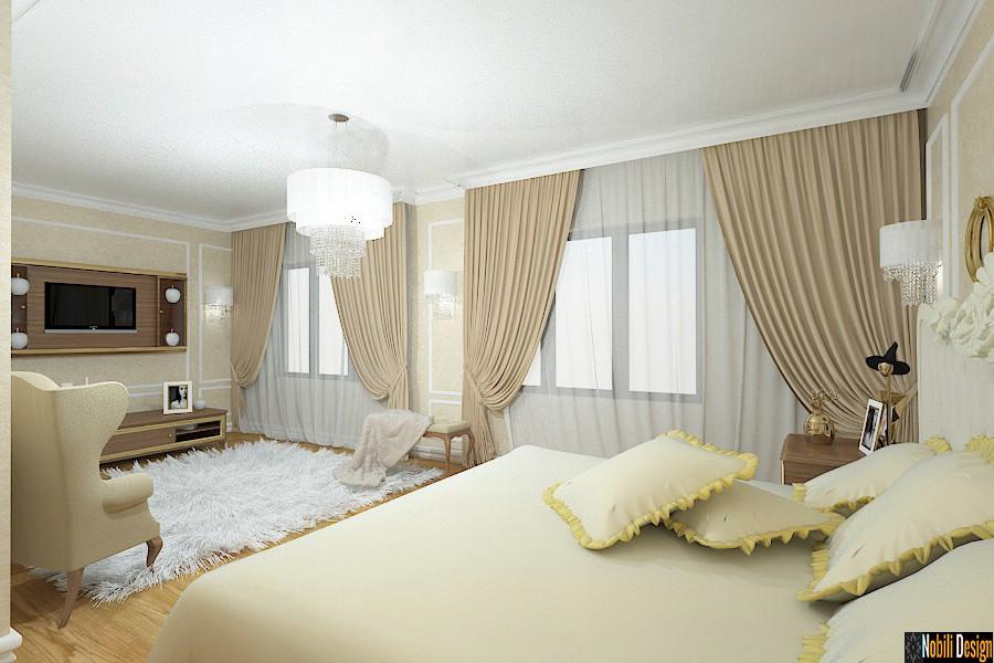 Design - interior - dormitor - matrimonial - Braila.