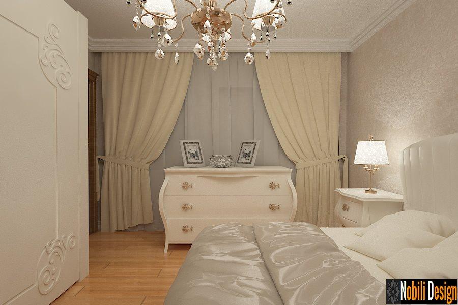 Design - interior - dormitor - mobila - clasica - italiana - Bucuresti, Brasov, Constanta, Galati