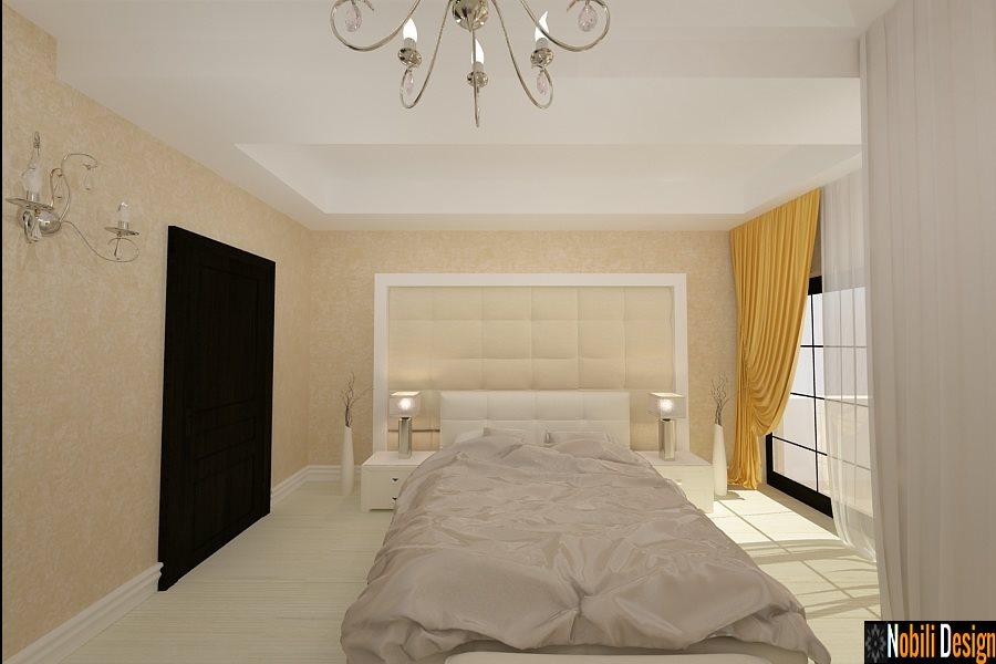Design - interior - dormitor - modern - bucuresti - sector 3