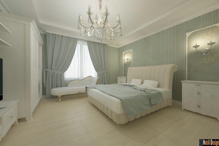 Design - interior - dormitor - vila - clasica - de - lux.