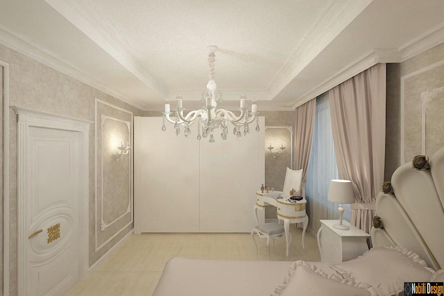 Design - interior - dormitor - vila - clasica - ialomita.