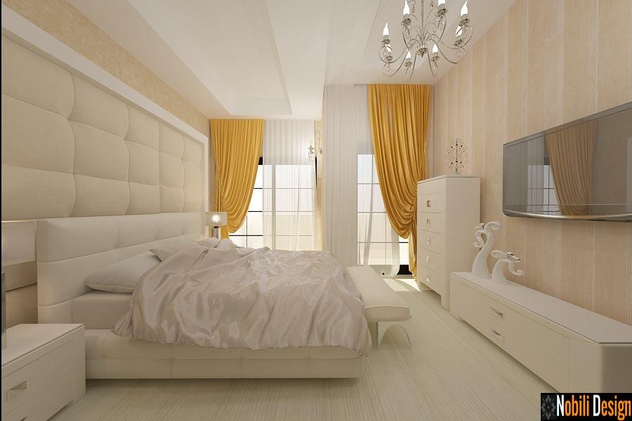 Design interior dormitor vila-  pret