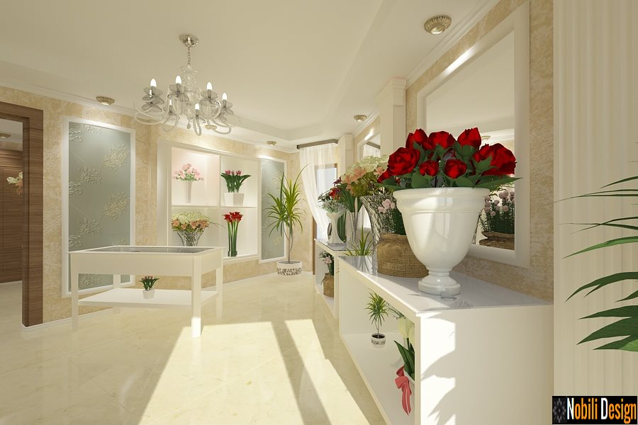 Design - interior - florarie - de - lux - Bucuresti