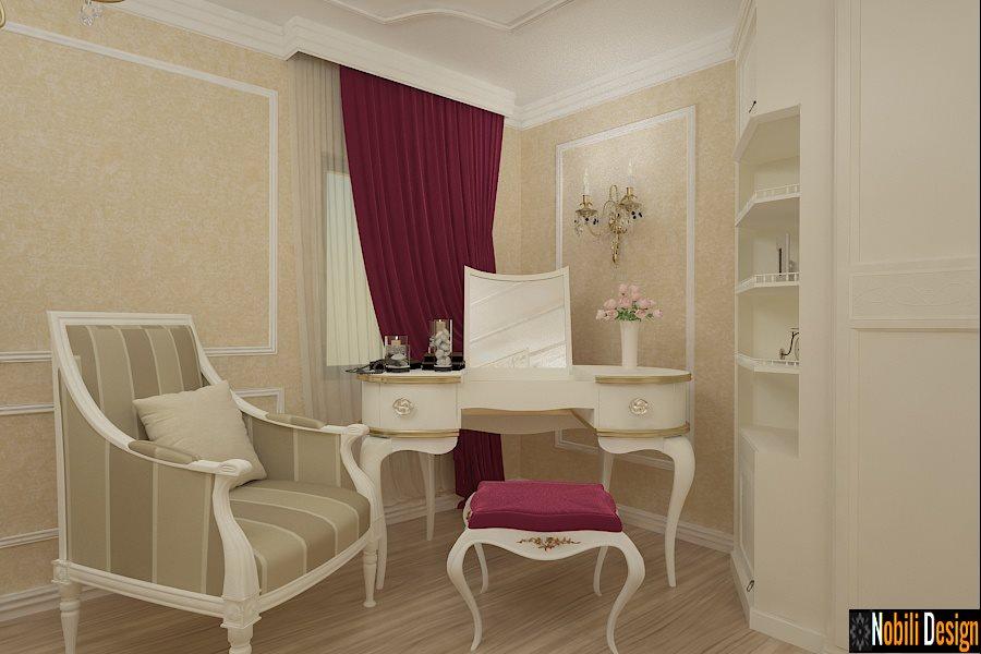 Design Interior Garsoniera Stil Clasic