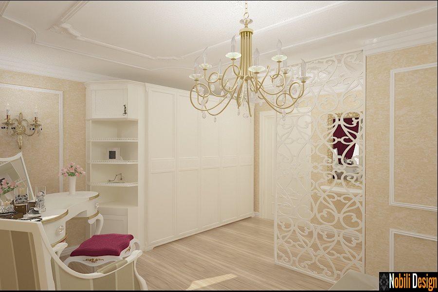Design - interior - garsoniera - clasica - Constanta