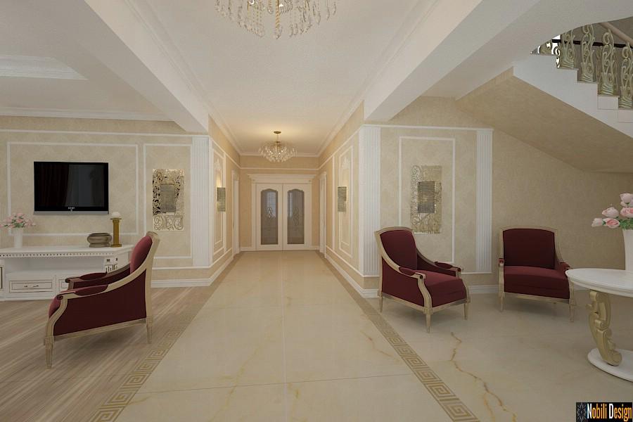 Design - interior - hol - casa - clasica - ialomita.
