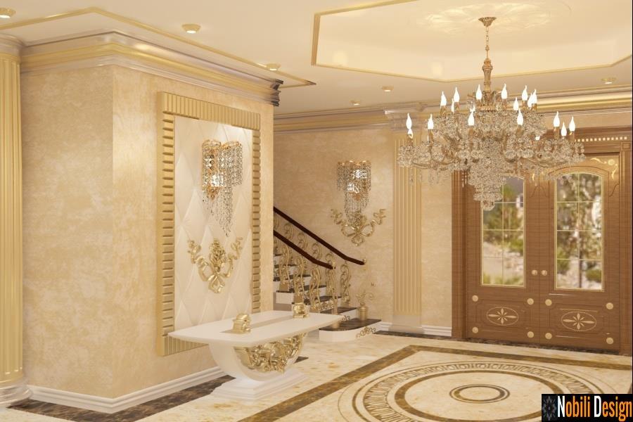 Design interior - hol casa stil clasic - Bucuresti