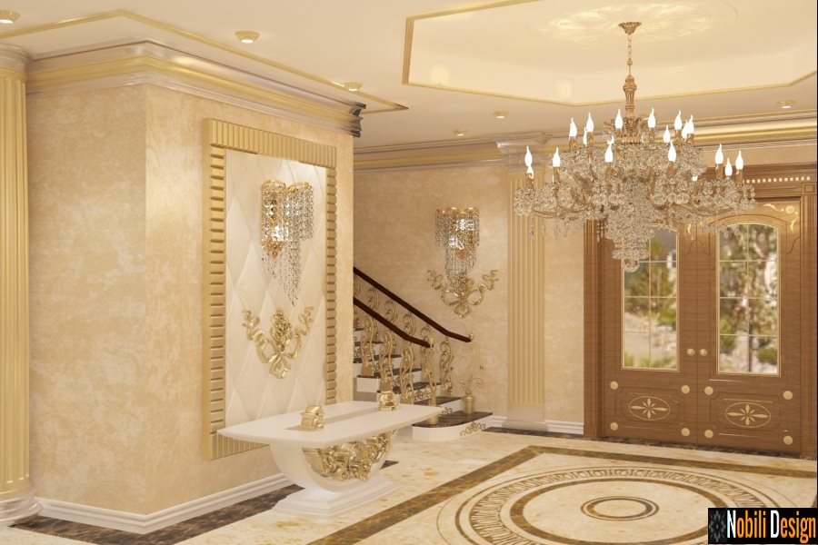 Design interior case stil clasic modern for Comercial casa clasica baruta