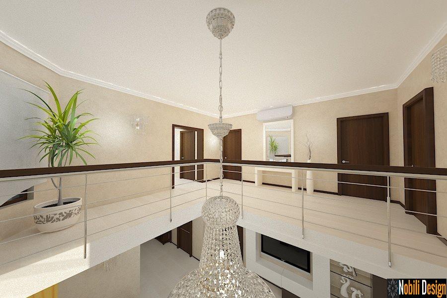 Design interior vila casa moderna bucuresti for Casa moderna romania