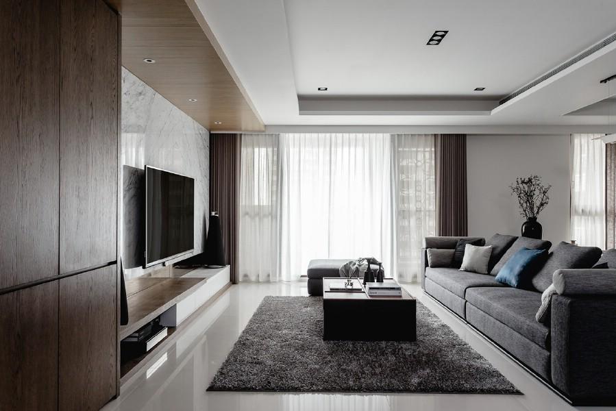 Amenajari - Interioare / Design - interior - living - casa - bucuresti.