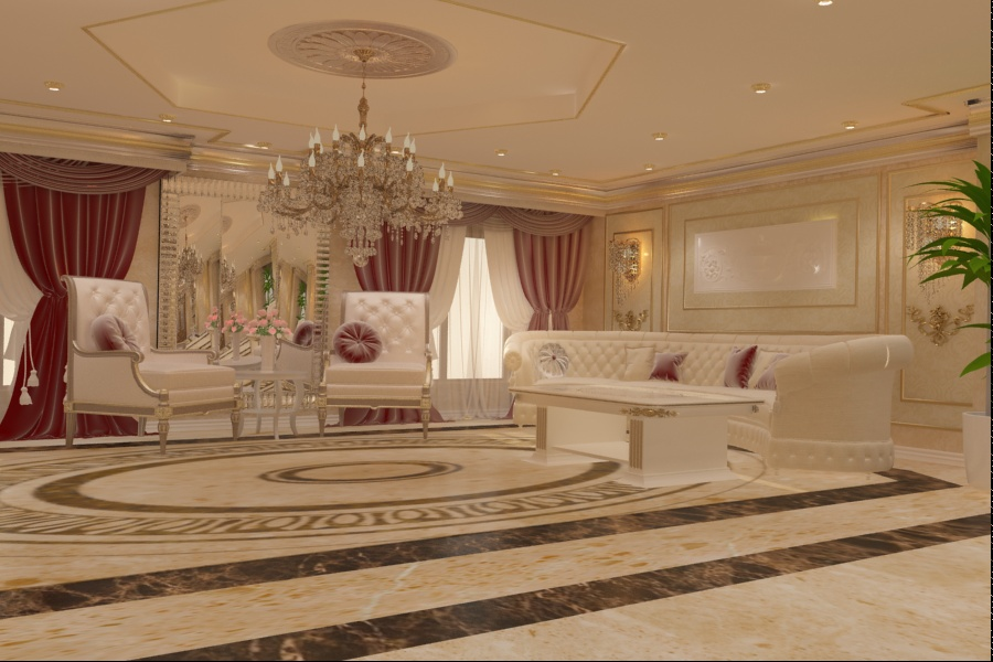 Design - interior - living - casa - clasica - bucuresti| Design - interior - case - de - lux - Bucuresti.